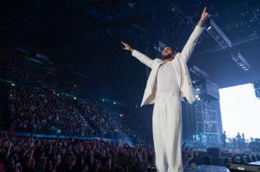 """MARCO MENGONI: oltre 300 mila spettatori in Italia ed Europa con l'""""Atlantico Tour"""""""