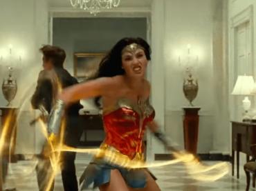 Wonder Woman 1984, il primo trailer italiano del sequel
