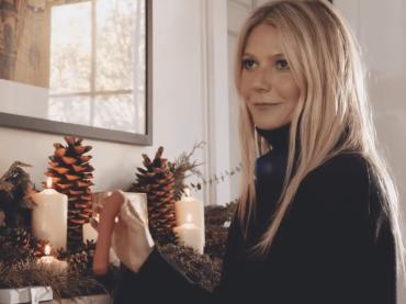 Gwyneth Paltrow, un vibratore per regalo nel nuovo spot G. Label