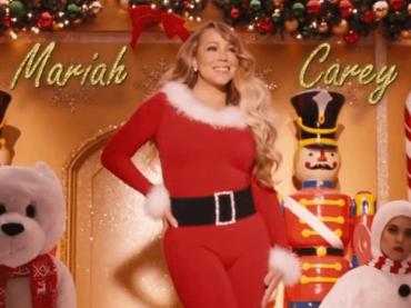 """""""All I Want For Christmas For Christmas Is You"""" riconquista la vetta Billboard e fa suo un altro record"""