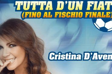 Tutta d'un fiato, Cristina D'Avena canta la sigla del remake di Holly e Benji – AUDIO