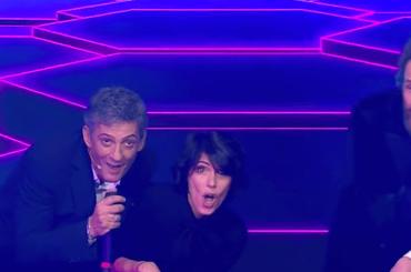 Giorgia show con Jovanotti e Fiorello – video