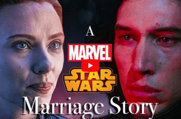 A Marvel Star Wars Marriage Story, il cross-over definitivo