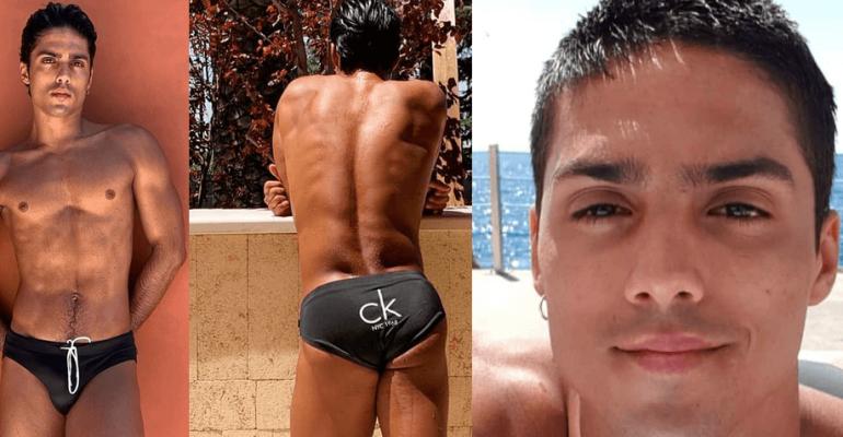 Amici 19, nudi social per il nuovo ballerino Giuseppe Preziosa – foto