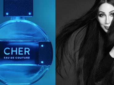 Cher lancia il suo nuovo profumo, foto