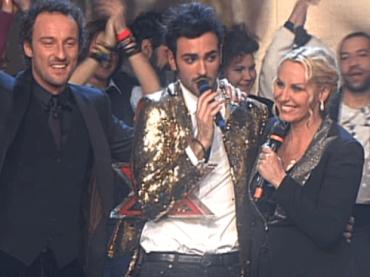 10 anni fa Marco Mengoni vinceva X Factor, il video