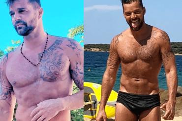 48 anni di  Ricky Martin, celebriamolo con una sexy gallery social