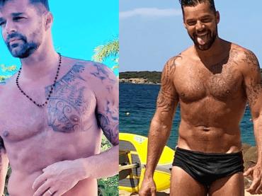 49 anni di Ricky Martin, celebriamolo con una sexy gallery social