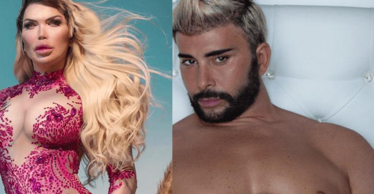 """Giacomo Urtis, """"Ho avuto un flirt con Rodrigo Alves, ora la aiuterò nella sua transizione da uomo a donna!"""""""