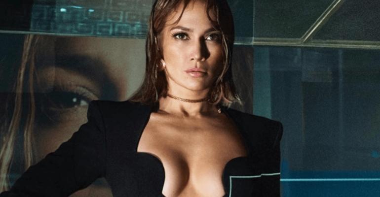 Jennifer Lopez nuovo volto Versace