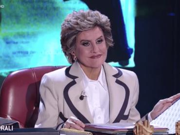 Stati Generali chiude con una sublime (finta) Franca Leosini – video