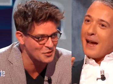 Gabriel Garko e Pierluigi Diaco, allusioni sessuali durante Io e Te di Notte – video