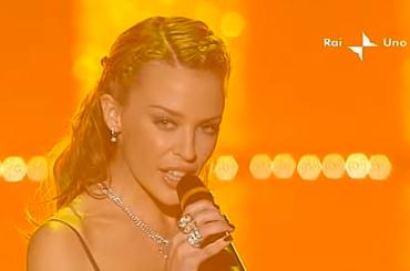 Sanremo 70, – 13: quando Kylie Minogue fece ballare l'Ariston – video