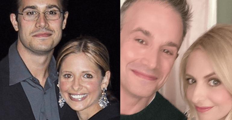 Sarah Michelle Gellar festeggia i 20 anni d'amore con Freddie Prinze Jr. – foto social