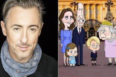 The Prince, Alan Cumming doppierà il principe George nella serie animata HBO sulla famiglia Reale