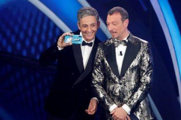 Sanremo 2020, chiusura record con il 60.6% di share