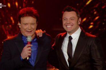 Tiziano Ferro e Massimo Ranieri cantano Perdere l'Amore, l'epocale video
