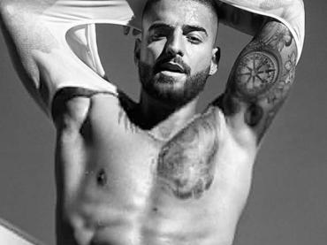 Maluma in mutande per Calvin Klein, foto e video