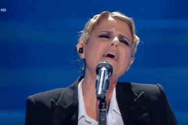 """Sanremo 2020, Tosca si gode il trionfo: """"per 24 anni mi hanno detto che ero una pazza ad abbandonare il mainstream"""""""