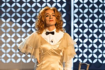 Skianto Sanremo 67, Filippi Timi in drag nelle prime foto ufficiali