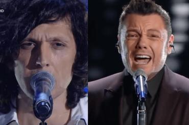 """Ermal Meta sfida Tiziano Ferro e canta """"Almeno tu nell'universo"""" – video"""