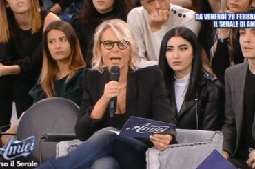"""Maria De Filippi: """"Non mi vanto sui social, non segnalo picchi, non parlo di ascolti"""""""