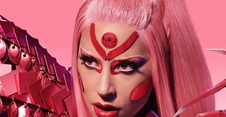 Stupid Love di Lady Gaga, quinta nella chart UK e 15esima in quella italiana