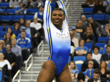 Dennis Nia, la ginnasta Usa fa impazzire tutti ballando Beyoncé – video