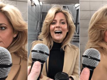 Charlotte Awbery, dalla metropolitana al LIVE da Ellen con SHALLOW – video