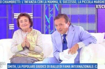 Coronavirus, è morta la mamma di Piero Chiambretti