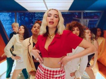 Break My Heart, singolo bomba per Dua Lipa – il video ufficiale