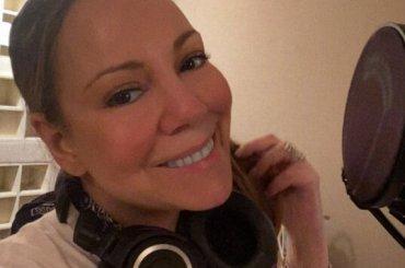 Mariah Carey incide una nuova canzone il giorno del suo 50esimo compleanno