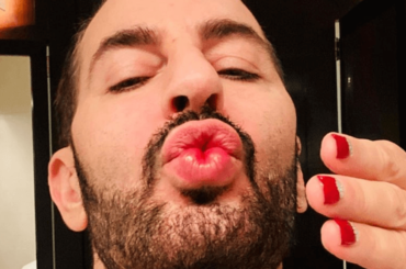 Marc Jacobs tutto nudo, il selfie Instagram – foto