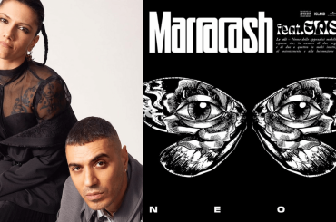 Marracash feat. Elisa, ecco NEON – Le Ali, AUDIO