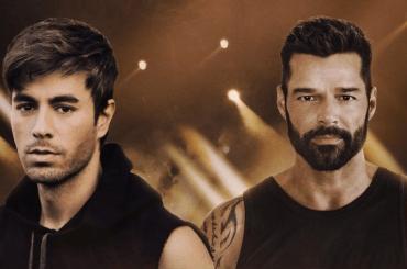 Ricky Martin e Enrique Iglesias in tour insieme