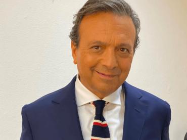 Piero Chiambretti dimesso dall'ospedale, è guarito dal Coronavirus