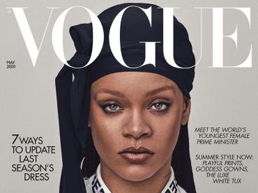 """Rihanna su Vogue UK: """"voglio almeno 3 figli in 10 anni"""""""