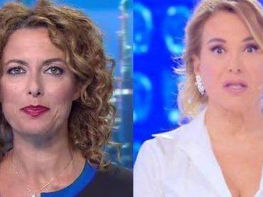 """Vanessa Leonardi di Sky Sport vs. Barbara D'Urso, """"fermatela, liberateci da sta cosa che va in onda, questa è pericolosa"""""""