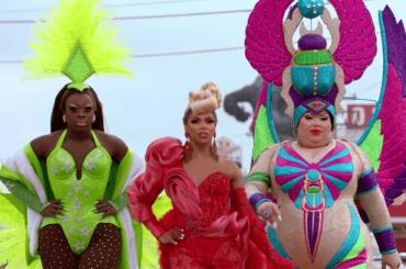 We're Here, il full trailer della serie drag della HBO