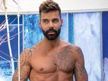 Ricky Martin gnocco per l'Officiel – foto
