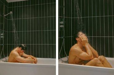 Pietro Boselli, isolamento da gnagno – le foto social