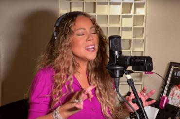 Mariah Carey canta HERO in omaggio agli operatori sanitari in prima linea contro il Coronavirus – video