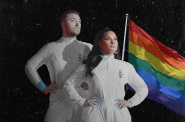 I'M READY di Sam Smith feat. Demi Lovato, il video ufficiale (con Giuseppe Giofrè)