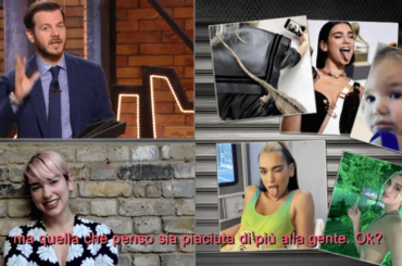 EPCC, Insta Poker con Dua Lipa per Alessandro Cattelan – VIDEO
