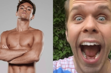 "Perez Hilton, ""ho un video di Tom Daley che bacia il 16enne Tyler Downs"""