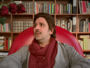Checco Zalone canta L'immunità di gregge, il video