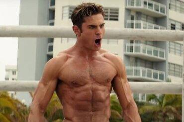 """Zac Efron e il suo corpo in Baywatch: """"Era così stupido e irreale"""""""