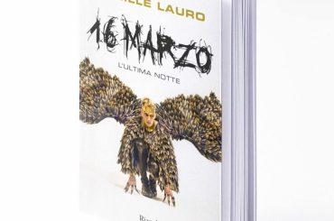 """Achille Lauro presenta il suo nuovo libro: """"16 marzo – l'Ultima Notte"""""""