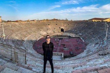 Eurovision: Europe Shine A Light, Diodato dall'Arena di Verona – la preview video