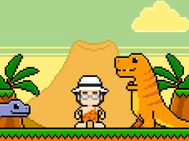 Albano vs. Dinos, on line il fantastico videogioco a 8 bit